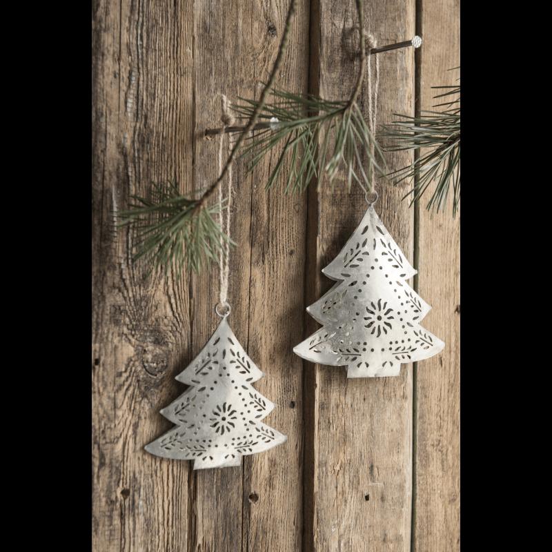 Zink juletræ