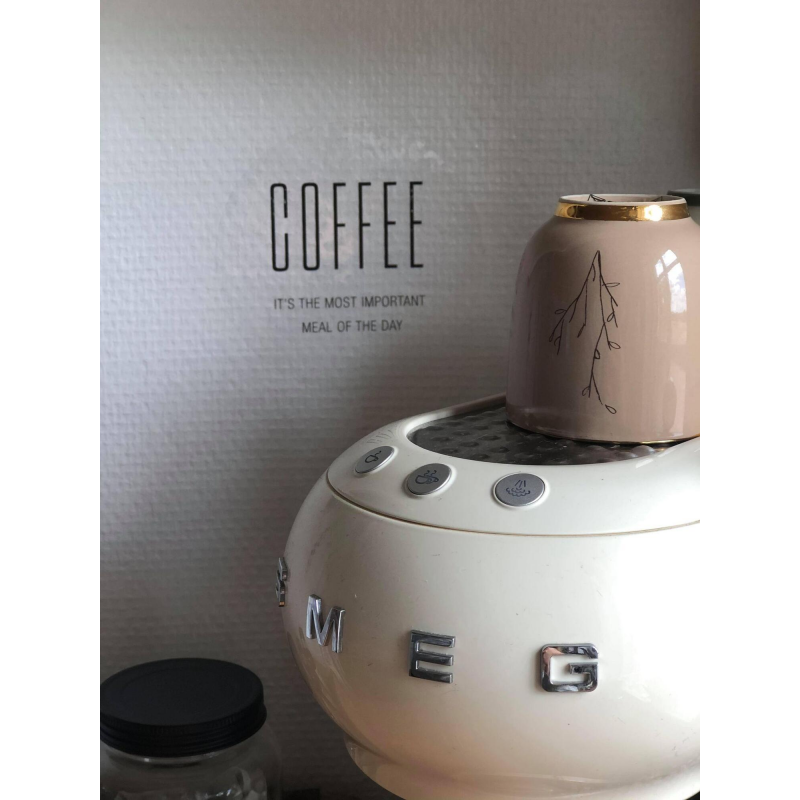 Wallstickers - TEA og COFFEE