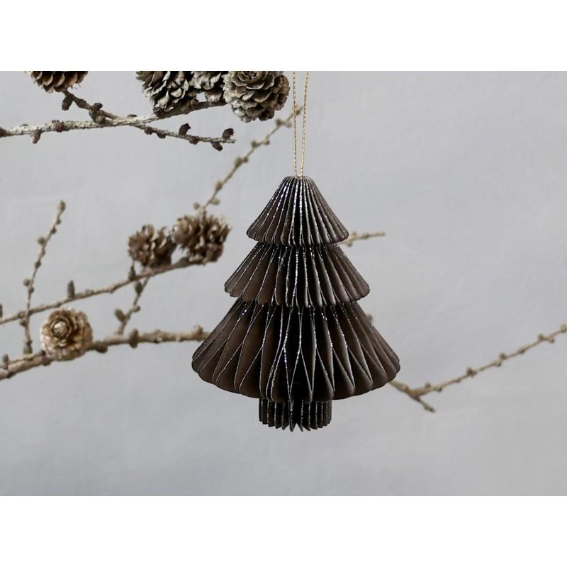Juletræ i papir