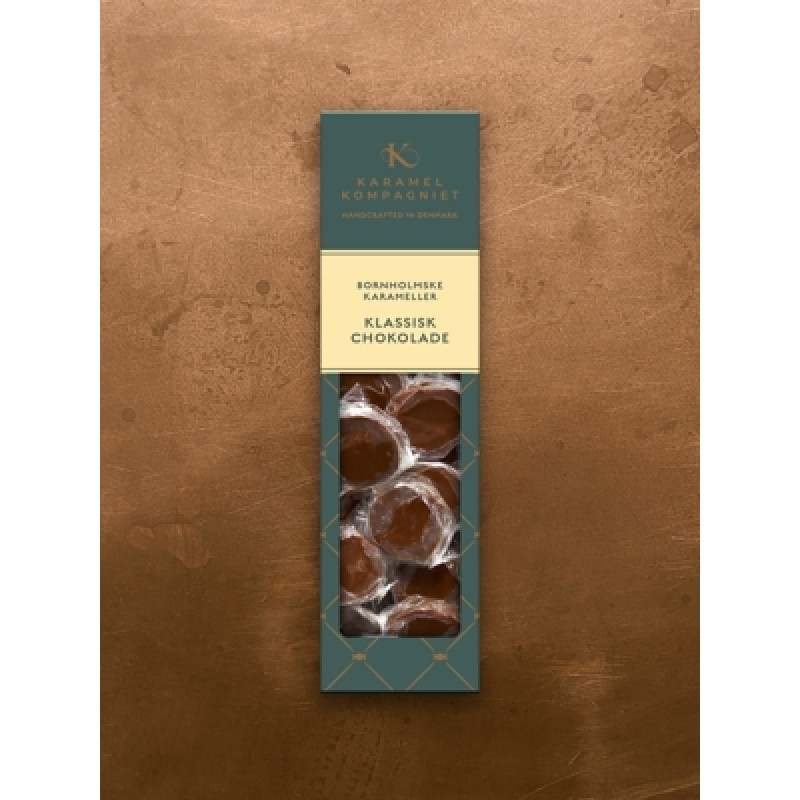 Chokoladekaramel med fyldig smag - Karamel Kompagniet