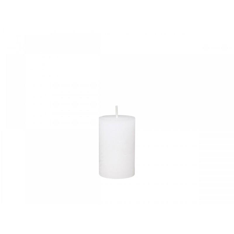 Mason rustik bloklys - 16 t - Hvid