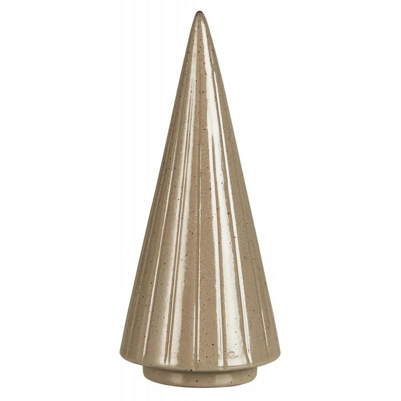 Porcelæn juletræ - Stor