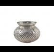 Ampel i antique sølv