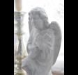 Engel figur - 25 cm