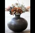 Gammel unika vase i jern - Grimaud