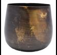 Mini potte - mørk finish