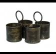 Original gammel jernpotte