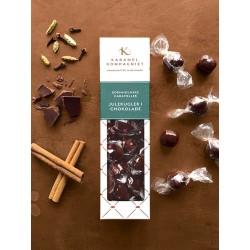 Julekaramel med chokolade - Karamel Kompagniet