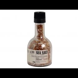 Tomat havsalt i flaske med kværn - Le Cru