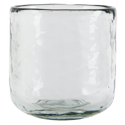 Skjuler Helena i mundblæst glas - stor