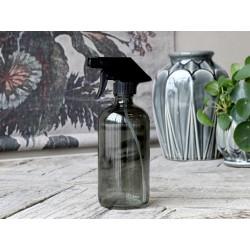 Sprayflaske i kul/grå glas - 480 ml