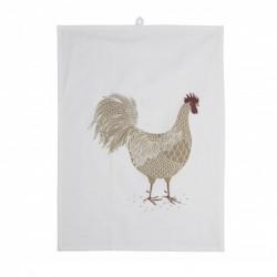 Viskestykke - Beige hane